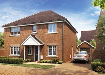 "Thumbnail 4 bed detached house for sale in ""The Marlborough"" at Manor Lane, Maidenhead"