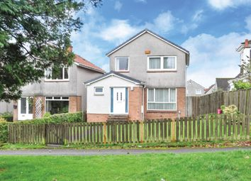 Thumbnail 3 bed detached house for sale in Merrick Gardens, Bearsden, East Dunbartonshire