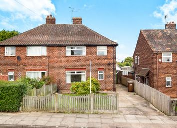 Thumbnail 3 bed semi-detached house for sale in Newlands Drive, Forest Town, Mansfield