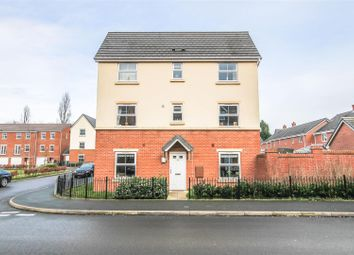Thumbnail 3 bedroom town house for sale in Stamping Way, Bloxwich, Walsall