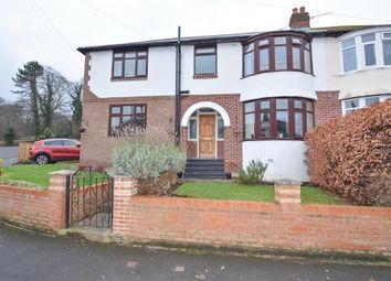 Thumbnail 4 bedroom semi-detached house for sale in Summerdale, Shotley Bridge