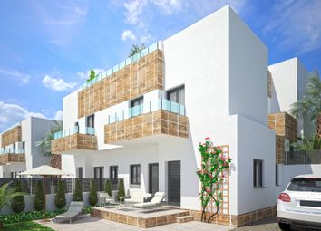 Thumbnail 3 bed semi-detached house for sale in Polop, Alicante, Valencia, Spain