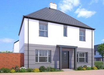 Thumbnail 3 bedroom detached house for sale in Clyst St. Mary, Exeter