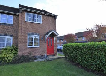 Thumbnail 2 bed semi-detached house for sale in Darmead, Weston-Super-Mare