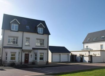 Thumbnail 4 bed detached house to rent in Knock Rushen, Castletown