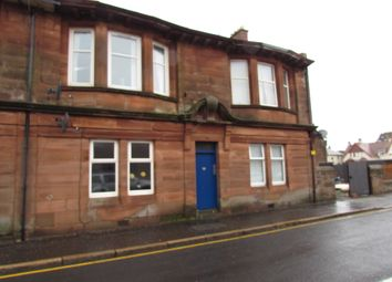 Thumbnail 1 bed flat for sale in Barassie Street, Troon