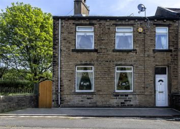 Thumbnail 2 bed end terrace house for sale in New Hey Road, Outlane, Huddersfield