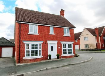 Thumbnail 4 bed detached house for sale in 22 Scrumpy Way, Banham, Norwich, Norfolk
