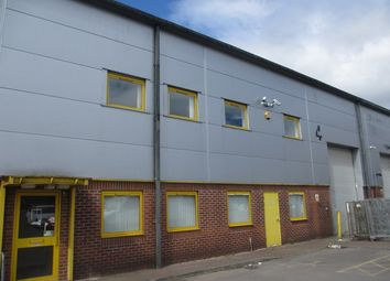Thumbnail Light industrial to let in Stoney Gate Road, Station Road, Spondon, Derby