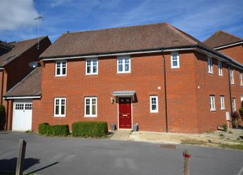 Thumbnail 4 bed semi-detached house for sale in Coppice Pale, Chineham, Basingstoke