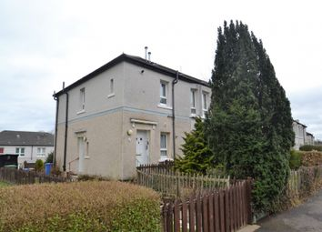 Thumbnail 2 bed flat for sale in Dryad Street, Thornliebank, Glasgow