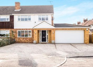 4 bed semi-detached house for sale in Oldfield Close, Cheshunt, Waltham Cross, Hertfordshire EN8