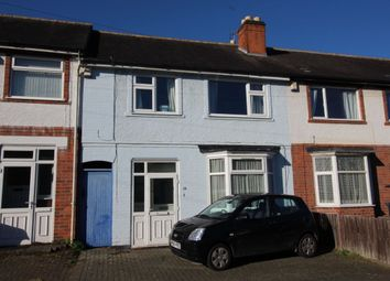 3 bed terraced house for sale in Percy Road, Leicester LE2