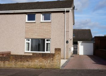 Thumbnail 3 bed semi-detached house for sale in Taranty Place, Forfar