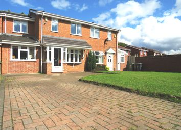 Thumbnail 4 bed semi-detached house for sale in Hawkswell Drive, Hadley Heath, Willenhall