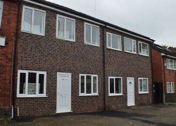 Thumbnail 2 bedroom flat to rent in Moss Road, Stretford, Manchester