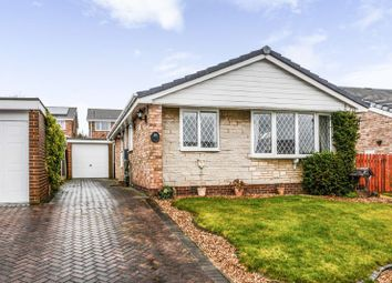 Thumbnail 2 bed detached bungalow for sale in Tower Avenue, Upton, Pontefract