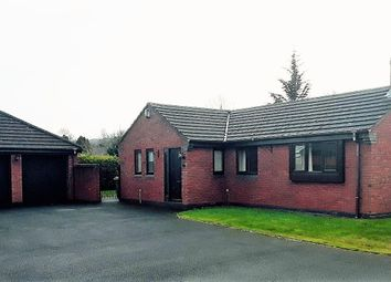 Thumbnail 3 bed bungalow for sale in Donnerville Gardens, Admaston, Telford