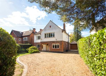 Thumbnail 4 bed detached house for sale in Fulmer Road, Gerrards Cross, Buckinghamshire