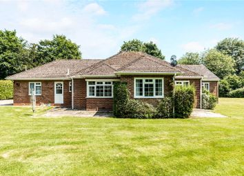 Thumbnail 3 bedroom detached bungalow for sale in Littleworth, Pewsey, Wiltshire