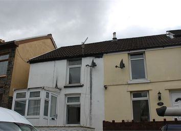 Thumbnail 2 bed terraced house to rent in High Street, Porth, Rct, South Wales.