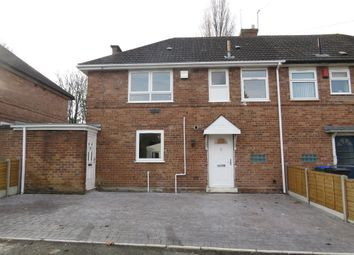 Thumbnail 3 bed semi-detached house for sale in Clive Street, West Bromwich