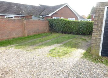 Thumbnail Land for sale in Rosecroft, Chapel Road, Attleborough, Norfolk
