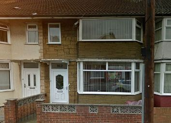 Thumbnail 2 bedroom terraced house for sale in Chanterlands Avenue, Hull