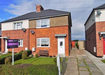 Thumbnail 3 bed semi-detached house for sale in Howden Road, Eastrington, Goole