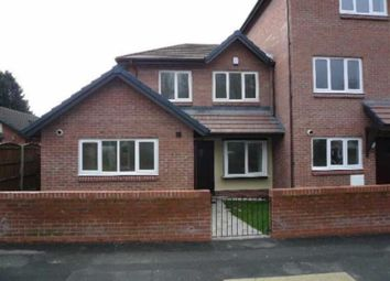 Thumbnail 4 bed terraced house to rent in Cronton Lane Mews, Widnes