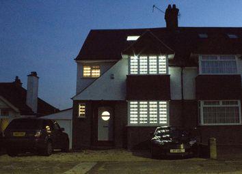 Thumbnail 5 bed semi-detached house for sale in The Meadow Way, Harrow Weald, Harrow