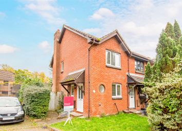 Thumbnail 2 bed terraced house for sale in The Spinneys, Heathfield