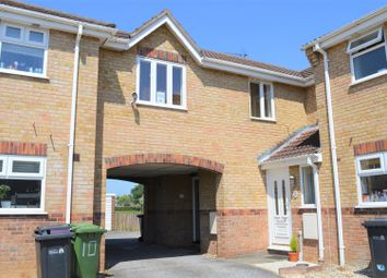 Thumbnail 1 bed end terrace house for sale in Stallett Way, Tilney St. Lawrence, King's Lynn