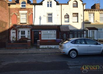 Thumbnail 3 bed terraced house for sale in Dorset Road, Tuebrook, Liverpool