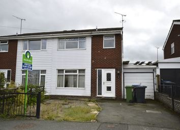 Thumbnail 3 bed semi-detached house for sale in Offa, Chirk, Wrexham