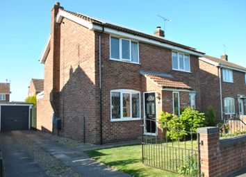 Thumbnail 4 bedroom detached house for sale in Bramley Avenue, Barlby