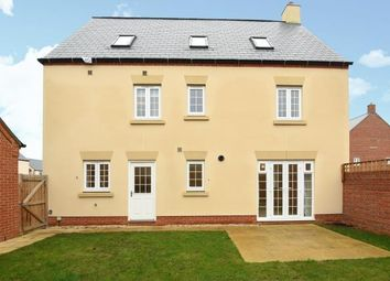 Thumbnail 5 bed detached house to rent in Kingsmere, Bicester