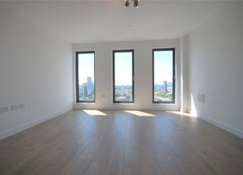 Thumbnail 1 bed flat to rent in Legacy Tower, Stratford Central, 88 Great Eastern Road