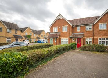 Thumbnail 2 bed terraced house for sale in Watersmeet Close, Maidstone, Kent