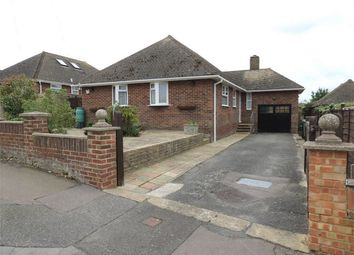 Thumbnail 3 bed detached bungalow for sale in St Peters Crescent, Bexhill On Sea, East Sussex