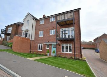 Thumbnail 2 bed flat for sale in Henry Court, Allamand Close, Church Crookham, Fleet