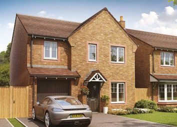 Thumbnail 4 bedroom detached house for sale in Plot 37, The Bradenham, Meadowbrook, Durranhill, Carlisle
