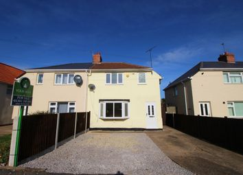 Thumbnail 3 bedroom semi-detached house for sale in Myrtle Road, Dunscroft, Doncaster