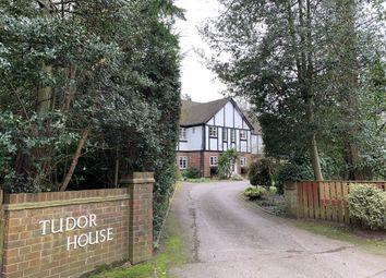 Thumbnail 3 bed flat to rent in Tudor House, Old Heath Road, Weybridge