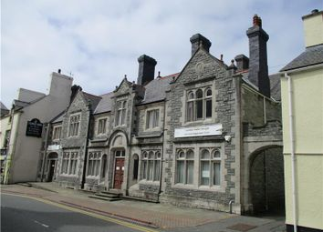 Thumbnail Land for sale in Holyhead Magistrates Court, Stanley Street, Holyhead, Sir Ynys Mon, UK