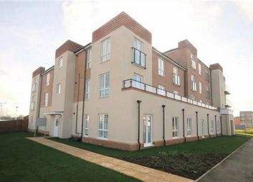 Thumbnail 2 bedroom flat for sale in Nicholas Charles Crescent, Aylesbury, Buckinghamshire