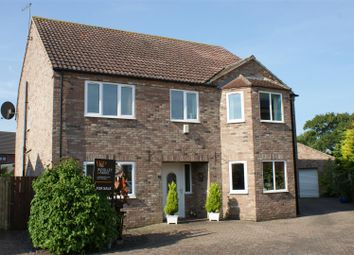Thumbnail 5 bedroom detached house for sale in Glenville Close, North Frodingham, Driffield
