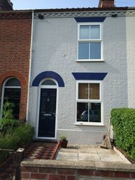 Thumbnail 2 bed terraced house to rent in Marlborough, Norwich