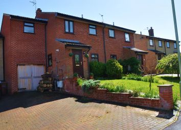 Thumbnail 3 bed terraced house to rent in Above Town, Upper Clatford, Andover