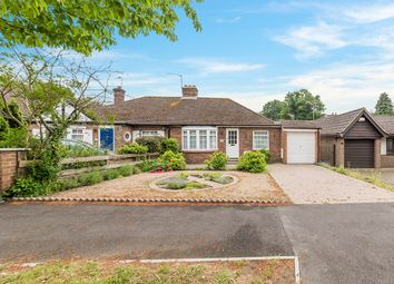 Thumbnail 2 bed semi-detached bungalow for sale in Warren Road, Banstead